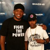 DJ Lil' Man LIVE on SWAY IN THE MORNING (7-9-15)