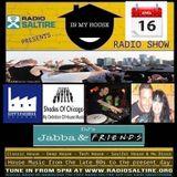 In My House Radio Show - 16/04/17 - Radio Saltire - Kryptofabbrikk Records DJs (Guest Mix)