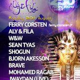 DJ  Shogun - FSOE 250 Live Broadcast 20-08-2012 by I ♥ Trance House music