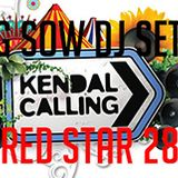 Kendal Calling Red Star 28.7.18