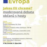 Projekt Evropa v Olomouci