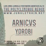 The Polyclinique Redux w/ Arnicvs & Yorobi Aug 30 2015