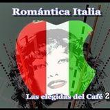 Romántica Italia - LP Las elegidas del Café 2
