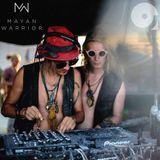 Geju - Burning Man 2017 - Mayan Warrior Camp Sunset