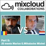 Mixcloud Collaborations Part 5: JB meets Marius G.Mihalache