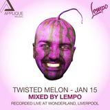 002 Twisted Melon // JAN 2015 // Wonderland, Liverpool
