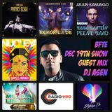 BeatsFromTheEast Dec19th Show Ft. DJ A.Sen