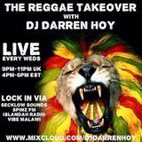 The Reggae Takeover 26th November 2014
