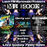 93 Old Skool Hardcore-Jtek-Jungle - Mr Pook - Lazer FM - 3rd September 2017