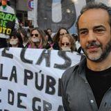 """Eduardo López: """"Bullrich desmintió que haya techo de un 25%"""" [03-02-2016]"""