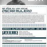 Oscar Mulero – '20 años en una noche' Fabrik (26-9-2009, Madrid)