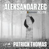 ALEKSANDAR ZEC - Level UP radioshow S02E04 The Beginning by DJ Patrick Thomas