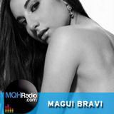 Magui Bravi en MQH Radio