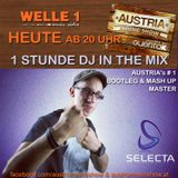 Welle1 - Austria Music Show 10.10.2014 with DJ Selecta (hosted by Guenta K.)