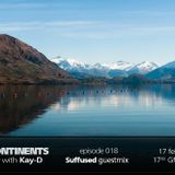 Suffused - Lost Continents 018 Guest Mix (Feb-17-2011) on Pure.Fm