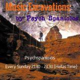 Psychspaniolos - Music Excavations - 28 October 2018