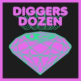 DJ Junior (Record Breakin' Music) - Diggers Dozen Live Sessions (March 2017 London)