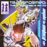 DJ´s Friction & Spice - Transformed: The 4 Turntable Mix CD