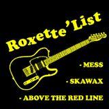 La Roxette'List #88 diffusée sur Studio Zef le 29/03/18