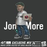 45 Live Radio Show pt. 98 with guest DJ JON MORE