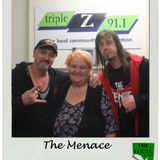 Interview with The Menace 15 September 2016 on The Local - SA