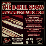The B-Kill Show Ep43 - HH Strictly Vinyls