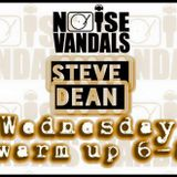 NoiseVandals Radio  - Wednesday Warm up - Creamfields special