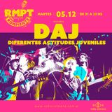 Rompiente #140. D.A.J+ALTO&KLARO ZINE+DINAMICA FESTIVAL+BARS [05.12.2017]