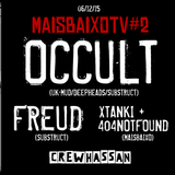 Occult (UK) @ Mais Baixo TV #2 (Crew Hassan)