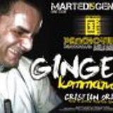GINGER KOMMANDER @ AREAMITO 01.2010   i classici della techno 
