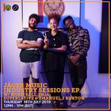 Jäger Music Industry Sessions Ep. 5 w/ Noah Ball, Inja, Superlative & Emanuel J Burton 18th July 201