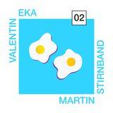 """zwei eier 02"" by Valentin Eka & Stirnband"