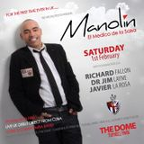 """Manolin 'El Medico De La Salsa"""" UK Debut Concert Mix - January 2014"""