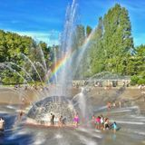 June 15 - July 1, 2018 Seattle Center International Fountain Mix