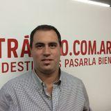 @HugoE_Grimaldi audio nota completa a Martin Romano (Gte. Gral. de Atrapalo) Periodismo A Diario