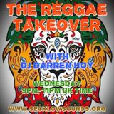 The Reggae Takeover 8th October 2014