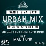 Urban Mix ~ Fanaticbeat | Statik Selektah - Action Bronson - Joey Badass pt1