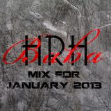 Baba (from HRH crew) Mix 4 January 2013
