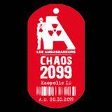 Fabrice Dayan At Les Ambassadeurs - After Chaos 2099 - Papillon Club Paris [20.10.2012]