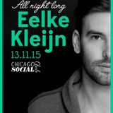 Eelke Kleijn - Live at Chicago Social Club (Amsterdam) - 13-Nov-2015