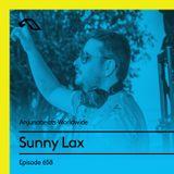 Anjunabeats Worldwide 658 with Sunny Lax