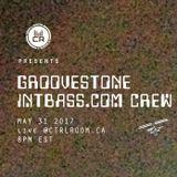 DJ Groovestone @ CTRL ROOM - May 31 2017