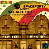 Dancehall Reggae @ The New Beehive - Spaceport7 set #1 - Kaleidoscope 2015-06-12