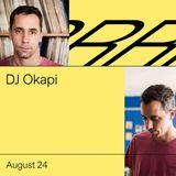 DJ Okapi @ Radio Radio
