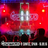 PETDuo @ Sunfec Fest, Cambrils, Spain - 16.09.16