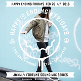JMKM - Happy Ending Fridays Exclusive Mix FEB 2016