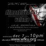 dE̢͏̫̤̫̙͙͕̥̪monblööd C͔̝̠̠͉̹͝ͅvl┼ volume 1 witϾhtᐃpes w cult djs : ᐫolkᐃnos and blvkgrᐫᐫv WFKU