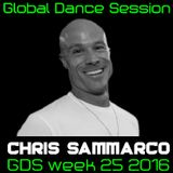 Global Dance Session Week 25 2016 Cheets With Chris Sammarco