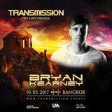 Bryan Kearney - Transmission Thailand - 10.03.2017 (Free) → [www.facebook.com/lovetrancemusicforever