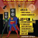 DJ Bart Acid @ Not Your Tektron 11-11-11